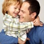 O grande pai é aquele que não perde o coração de seu filho (Foto: divulgação)