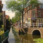 A Holanda  está sempre na vanguarda social, cultural e econômica, criando leis liberais e polêmicas. (Foto: divulgação)