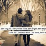 Fotos de amor com mensagem para facebook 37