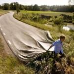 Abrindo caminhos (Foto: divulgação)