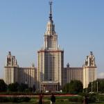 Universidade Estadual de Moscou (Foto: divulgação)