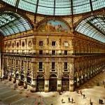 Galleria Vittorio Emanuele - Milão (Foto: divulgação)