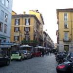 Bairro de Brera - Milão (Foto: divulgação)