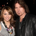 Miley Cyrus e Billy Ray Cyrus