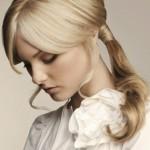 Use o próprio cabelo para criar um detalhe diferente. (Foto:Divulgação)