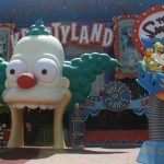Simpsons Universal Studios - Disney. (Foto: divulgação)