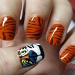 As mais habilidosas podem desenhar um tigre. (Foto:Divulgação)