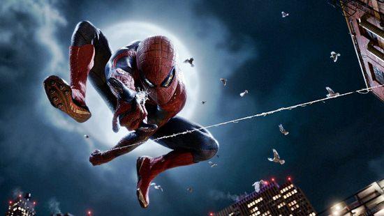 Andre Garfield é o novo Homem - Aranha