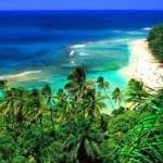 Havaí - Praias de águas cristalinas e paisagens belíssimas (Foto: divulgação)
