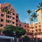 Hotel Palacio Rosa do Pacífico Havaí (Foto: divulgação)