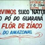 Suco de guaraná (Foto: divulgação)