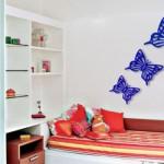 Esculturas de parede para quarto infantil. (Foto: Divulgação)