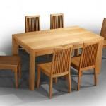 Cadeiras para a sala de jantar como escolher  16