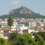 Monte Licabeto em Atenas (Foto: divulgação)