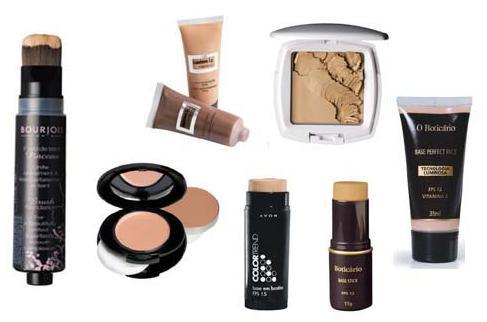 Como escolher base para cada tipo de pele