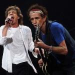 Os dois principais nomes da banda, o vocalista Mick Jagger e o guitarrista Keith Richards (Foto: divulgação)