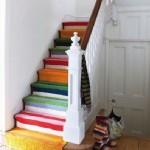 Tapetes coloridos.  (Foto:Divulgação)