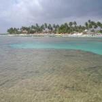 Praia de Porto de Galinhas vista dos corais (Foto: divulgação)