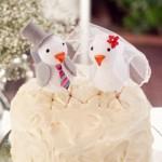 A decoração vintage traduz os sentimentos dos noivos. (Foto:Divulgação)
