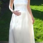 Vestido  simples, mas muito elegante (Foto: divulgação)