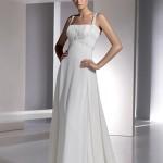 Vestido de noiva para o dia (Foto: divulgação)