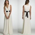 Vestido de noiva simples, clássico e elegante (Foto: divulgação)