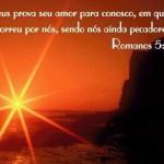 Romanos 5.8 (Foto: divulgação)