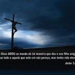 João 3.16 (Foto: divulgação)