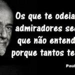 Mensagens de Paulo Coelho para Facebook