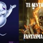 Fantasma baitola (Foto: divulgação)