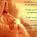 Cristo no coração de todos (Foto: divulgação)