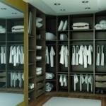 O guarda-roupa planejado pode se transformar em um verdadeiro closet.  (Foto:Divulgação)