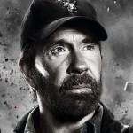 Chuck Norris em combate (Foto: divulgação)