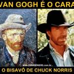 Van Gogh é o cara...(Foto: divulgação)