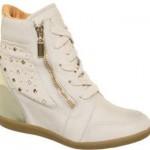 O Sneaker Esdra Dixie bege pode ser combinado com vários estilos(Foto: Divulgação)