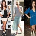 O sneaker é um dos principais hits da moda feminina 2012. (Foto:Divulgação)