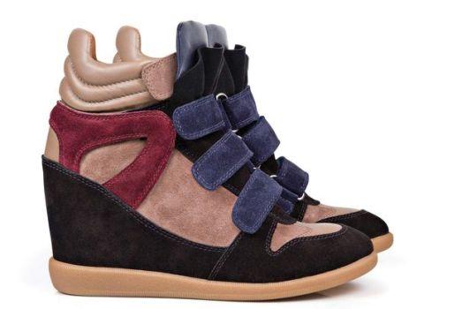 Os sneakers combinam com momentos casuais. (Foto:Divulgação)