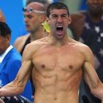 Na corrida para quebrar o recorde da ginasta russa, Michael Phelps, que já levou 16 medalhas olímpicas, pode ultrapassar Larissa Latynina em 2012, pois vai disputar provas de natação em Londres.(Foto: Divulgação)