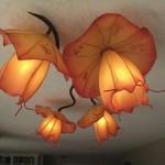 Luminária flor (Foto: divulgação)