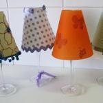 Luminárias com patchwork (Foto: divulgação)