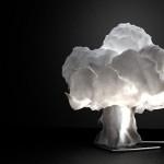 Luminária cogumelo explosão (Foto: divulgação)