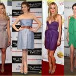 Cores e modelos de vestidos curtos para formatura diversificados para todos os gostos (Foto: divulgação)