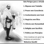 Sete perigos para a virtude humana (Foto: divulgação)