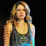 """Maria do Rosário, chamada de Rosário em """"Cheias de Charme"""" é o personagem da atriz Leandra Leal. (Foto: Divulgação)"""