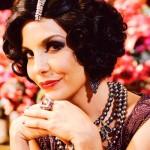 Maria Machadão foi interpretada por Eloísa Mafalda na1ª versçao de Gabriela e agora é interpretada por Ivete Sangalo. (Foto: Divulgação)