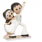 Noivinhos dançarinos (Foto: divulgação)