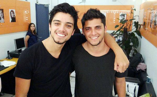 Rodrigo e Bruno