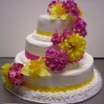 As flores podem ser naturais e coloridas (Foto: Divulgação)