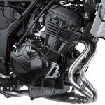 Motor ganhou torque de baixa rotação para reduzir as vibrações.(Foto: Divulgação)