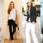 As calças de alfaiataria estão de volta a moda e prometem fazer muito sucesso. (Foto: divulgação).